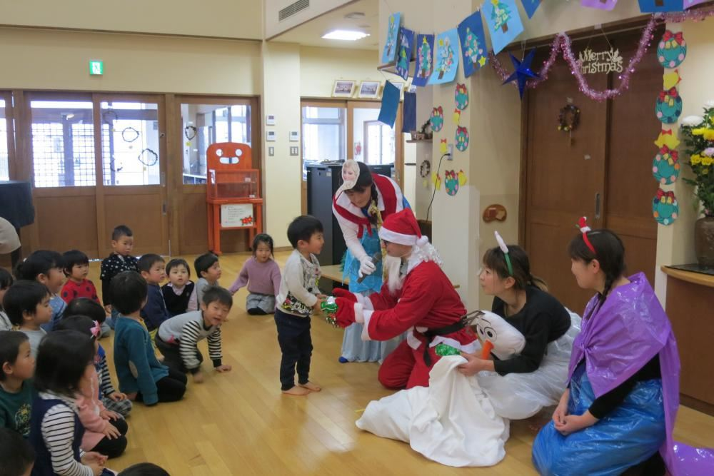 クリスマス会 ~その2~