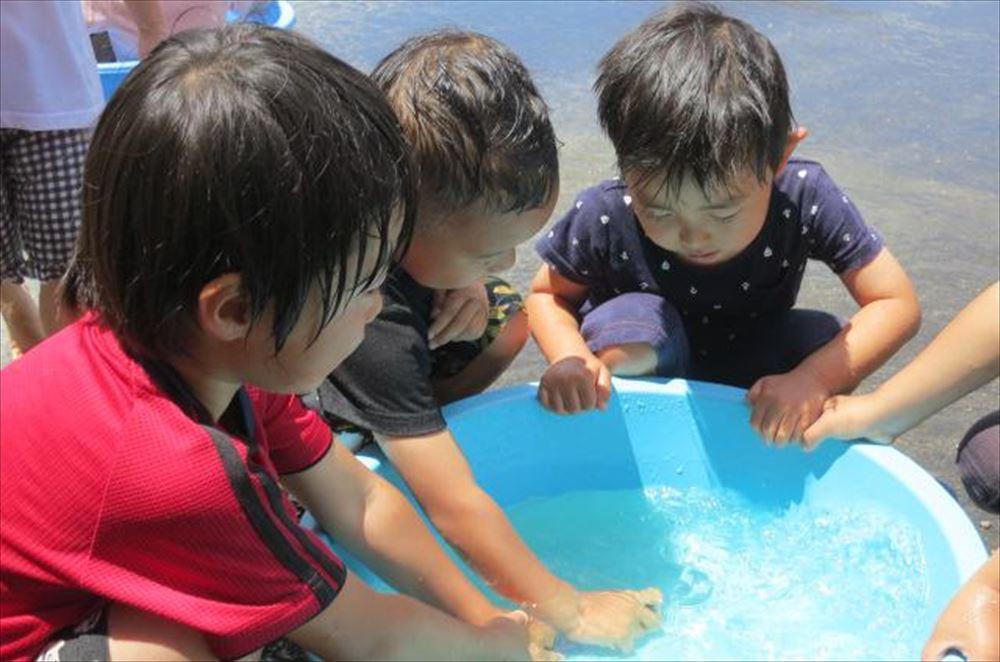 水遊び安全祈願