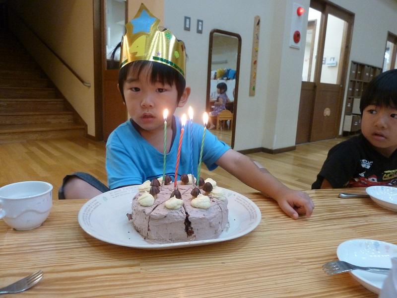 9月生まれの誕生日 その3