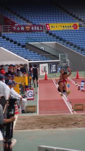 第46回ジュニアオリンピック陸上競技大会