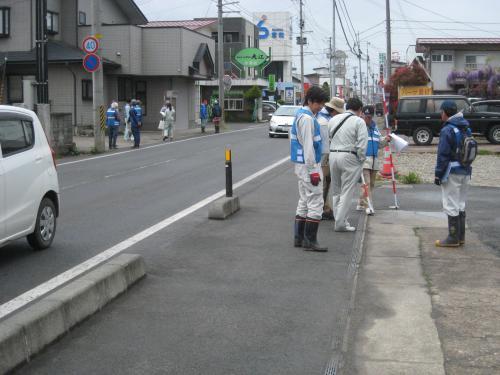 先行立会(県道編)