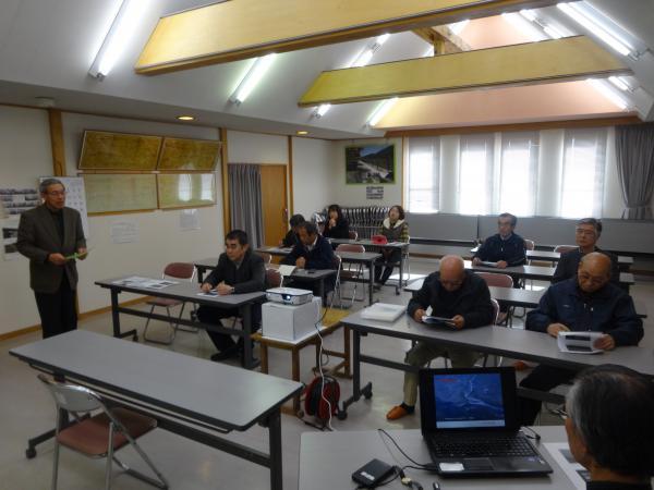 地域観光資源学習会「最上川発祥の地を学ぶ!!」開催