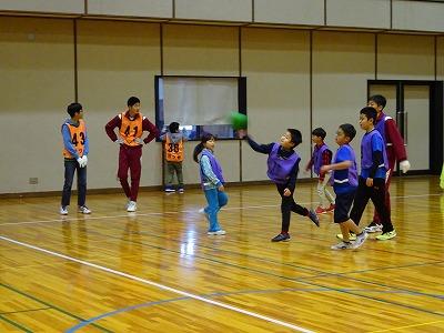 『豊田サンビレチーム』が長井市子ども会交流ドッジボール大会にて★準優勝★