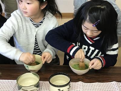 豊田地区【土曜らんどのお茶会(茶道)を行ないました】:画像