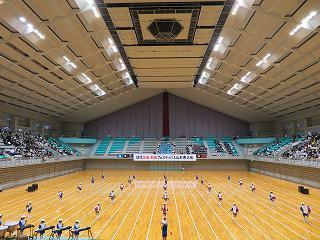 10月19日 第41回 幼児体操・鼓笛フェスティバル山形県大会