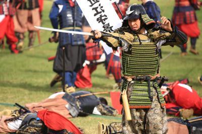【締切】上杉軍団行列・川中島合戦「甲冑武者」参加者募集!:画像