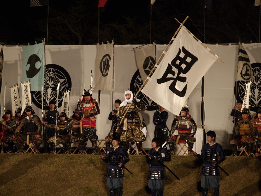 武てい式・武てい式軍団行列「甲冑武者」参加者募集!:画像