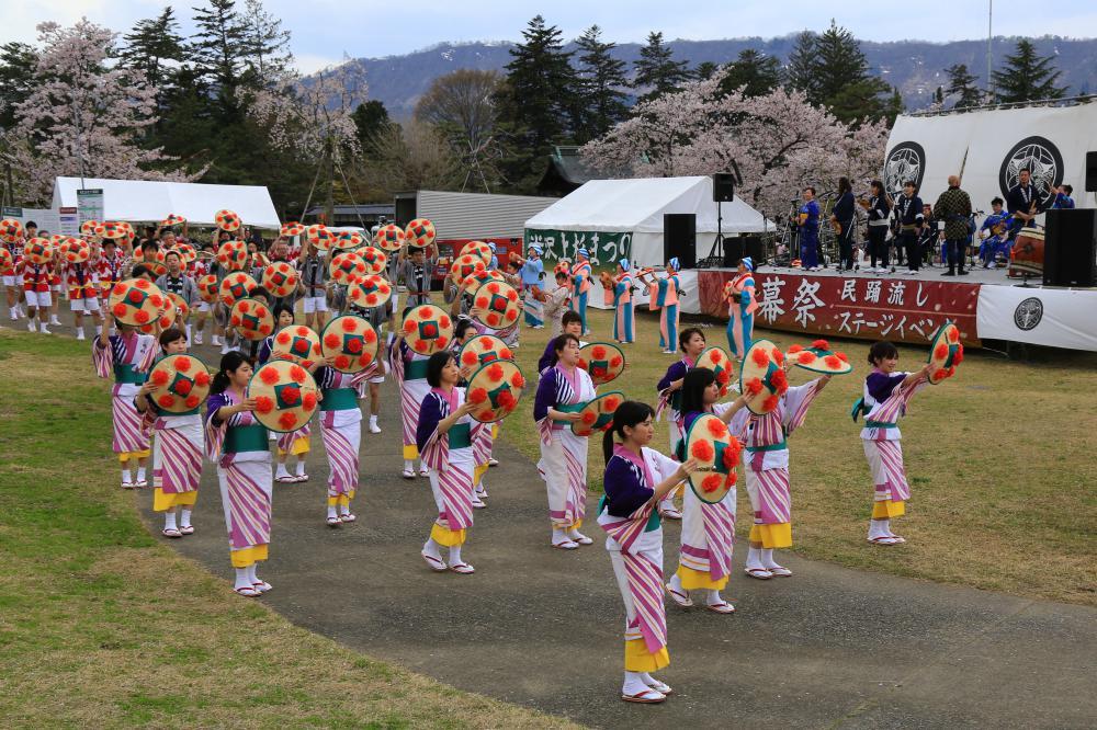 「民踊流し」「ステージイベント」参加者募集!:画像