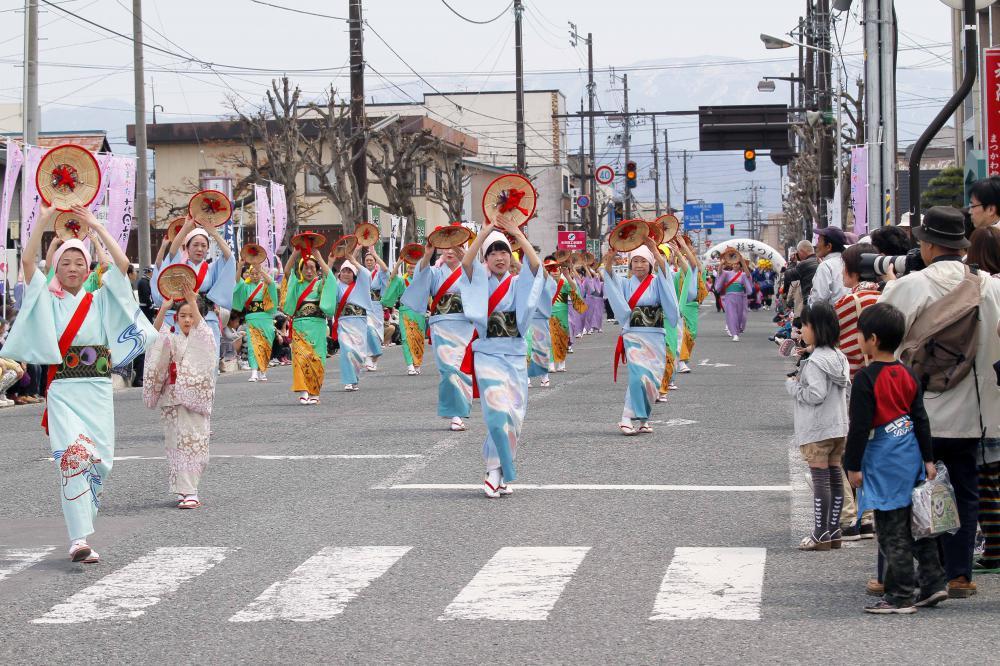 2019米沢上杉まつり 「民踊流し」「ステージイベント」参加者募集!:画像