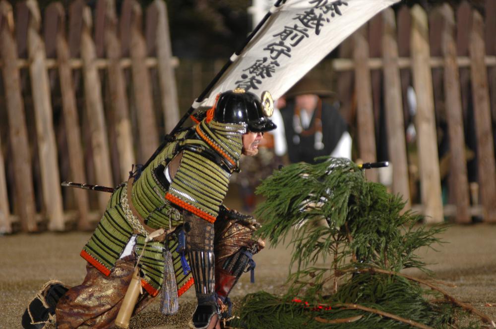 2020米沢上杉まつり 武てい式・武てい式軍団行列「甲冑武者」参加者募集!:画像