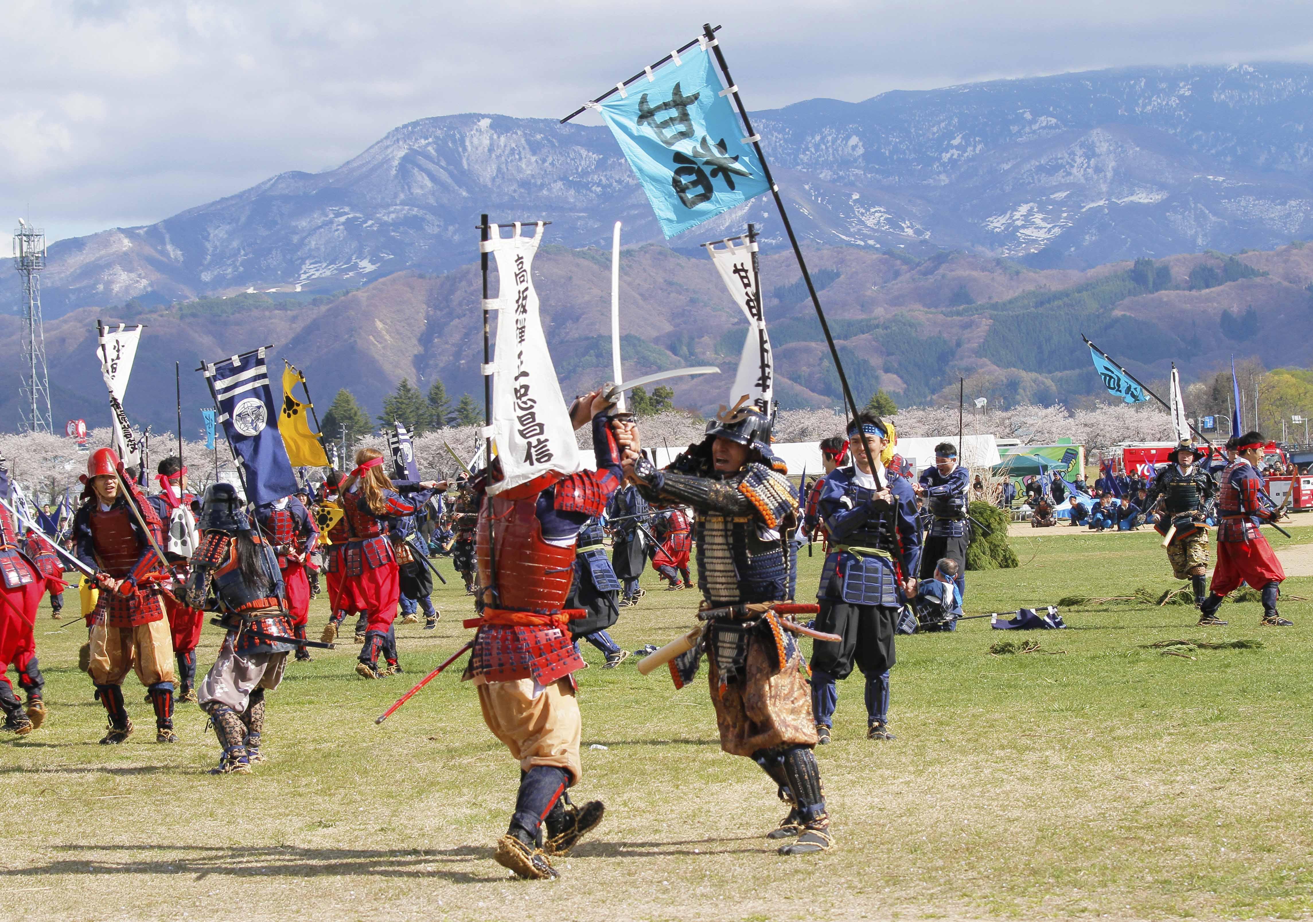 令和3年度米沢上杉まつりの開催延期について:画像