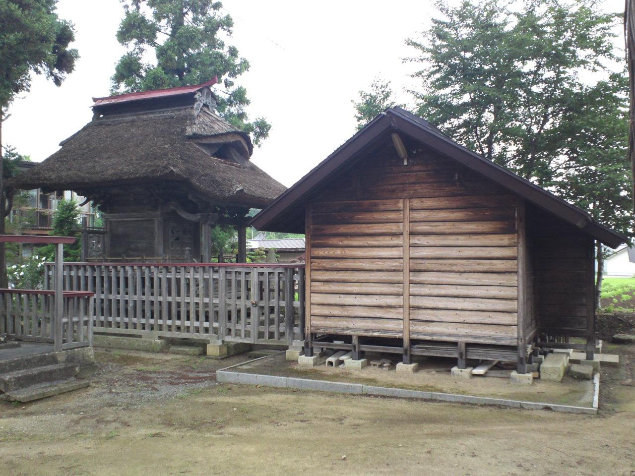奥津島神社(本文途中):画像