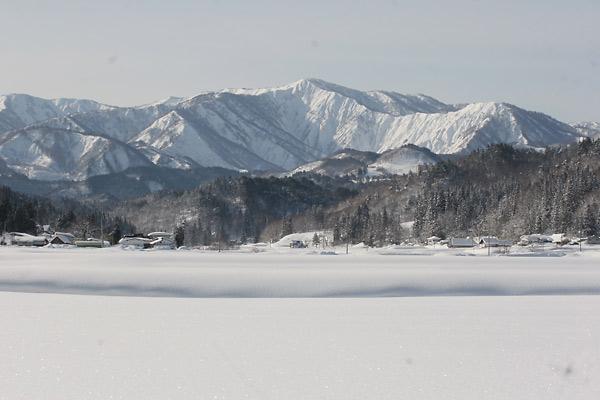 玉庭雪景色