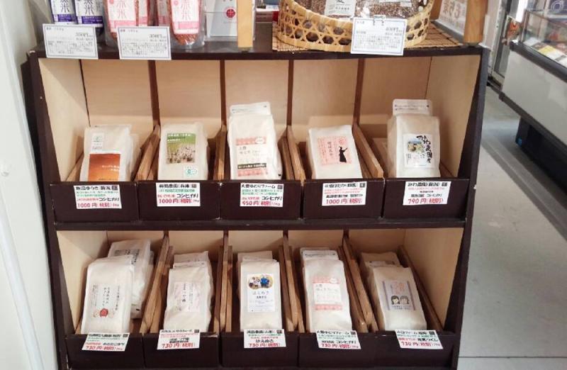 秋葉原CHABARA(ちゃばら)&大田区の丸三ストアーでお米販売開始!