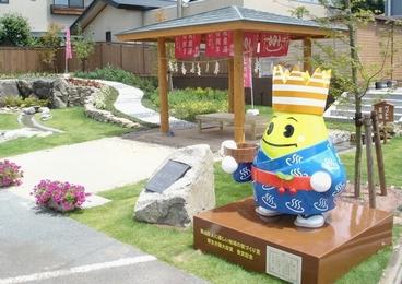 2010/07/15 23:28/東根温泉足湯駐車場公園整備