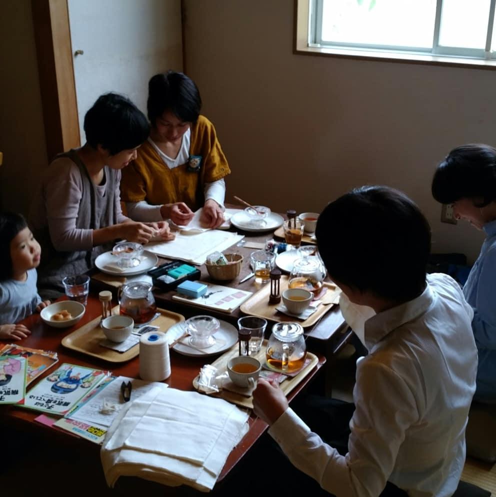 ちくちくの会 10月25日(木):画像