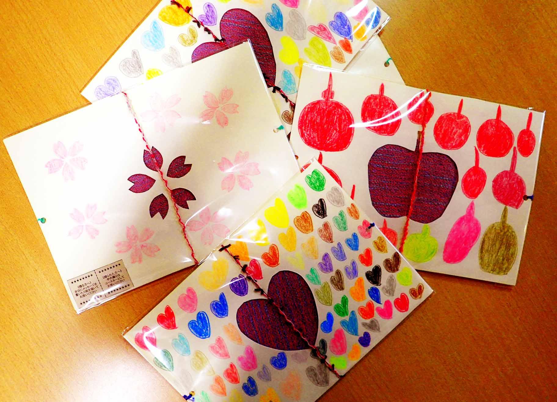 ≪桜舎商店メッセージカード新作登場!≫:画像