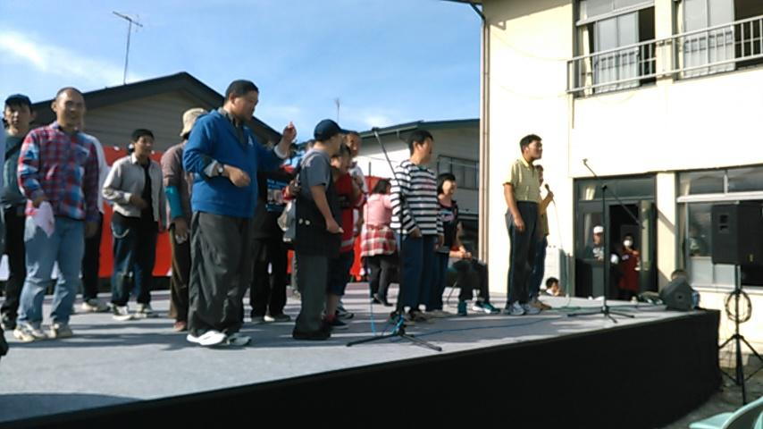 「ワークランドべにばな祭」が開催されました