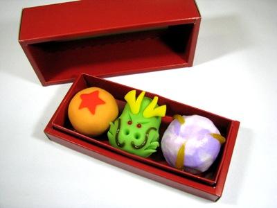 干支上生菓子!今年もやります!:画像