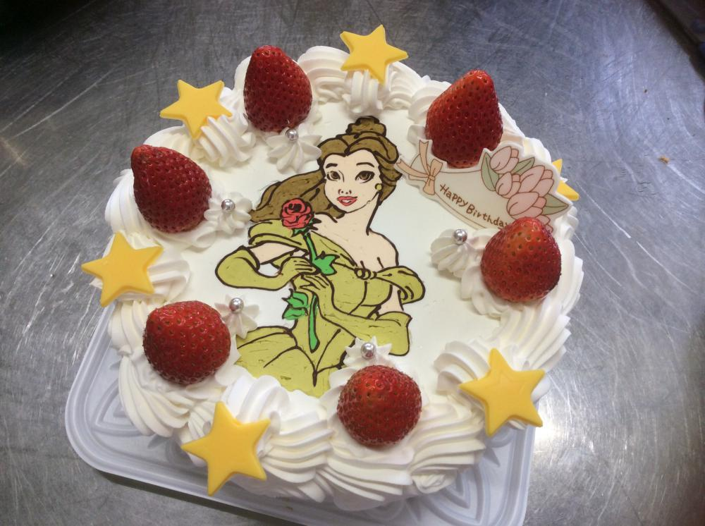 本日のキャラクターケーキにこ(^O^)/