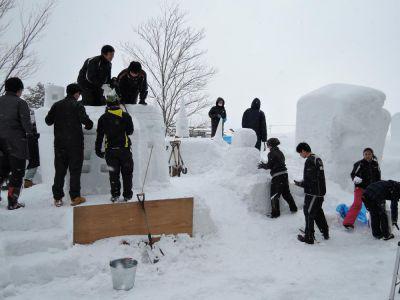 第43回上杉雪灯篭まつり 創作雪像コンテスト参加者 大募集!【令和元年12月13日まで】:画像