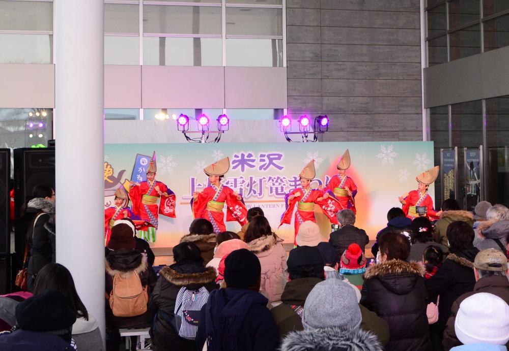 第43回上杉雪灯篭まつり ステージイベント参加者募集!【令和元年12月13日まで】:画像