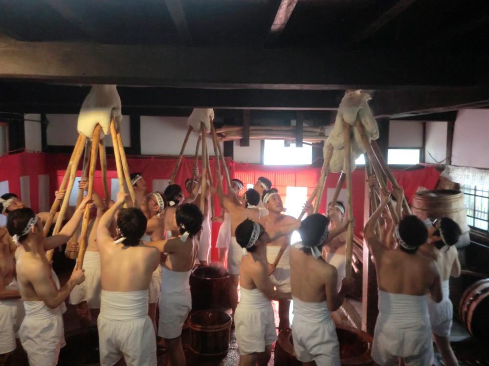 令和元年 保呂羽堂千眼寺歳越祭の裸餅つきのお知らせ