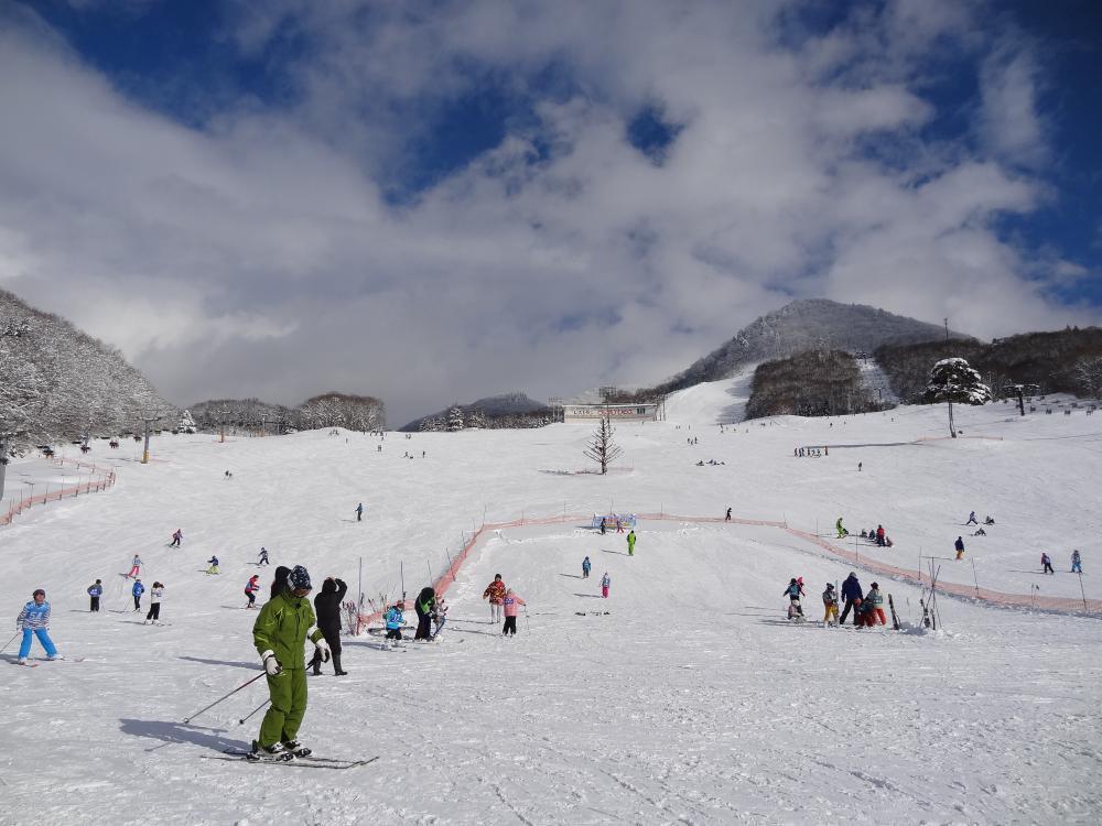 米沢スキー場 情報:画像