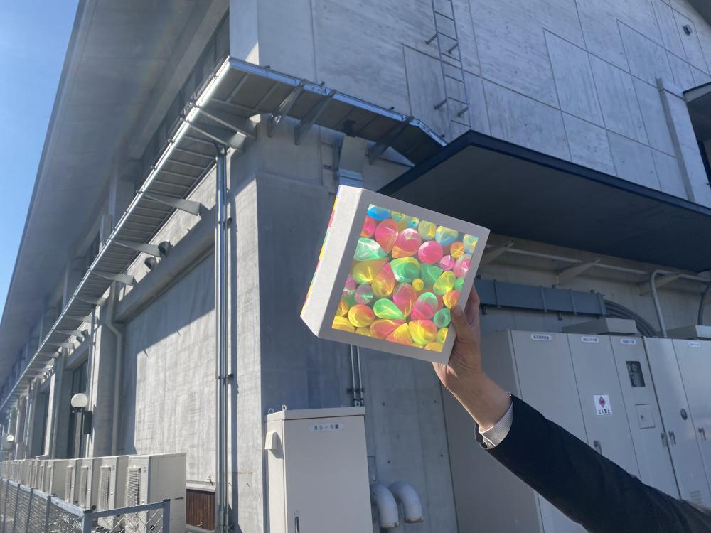 小野川温泉「光の箱」プロジェクトのお知らせ:画像