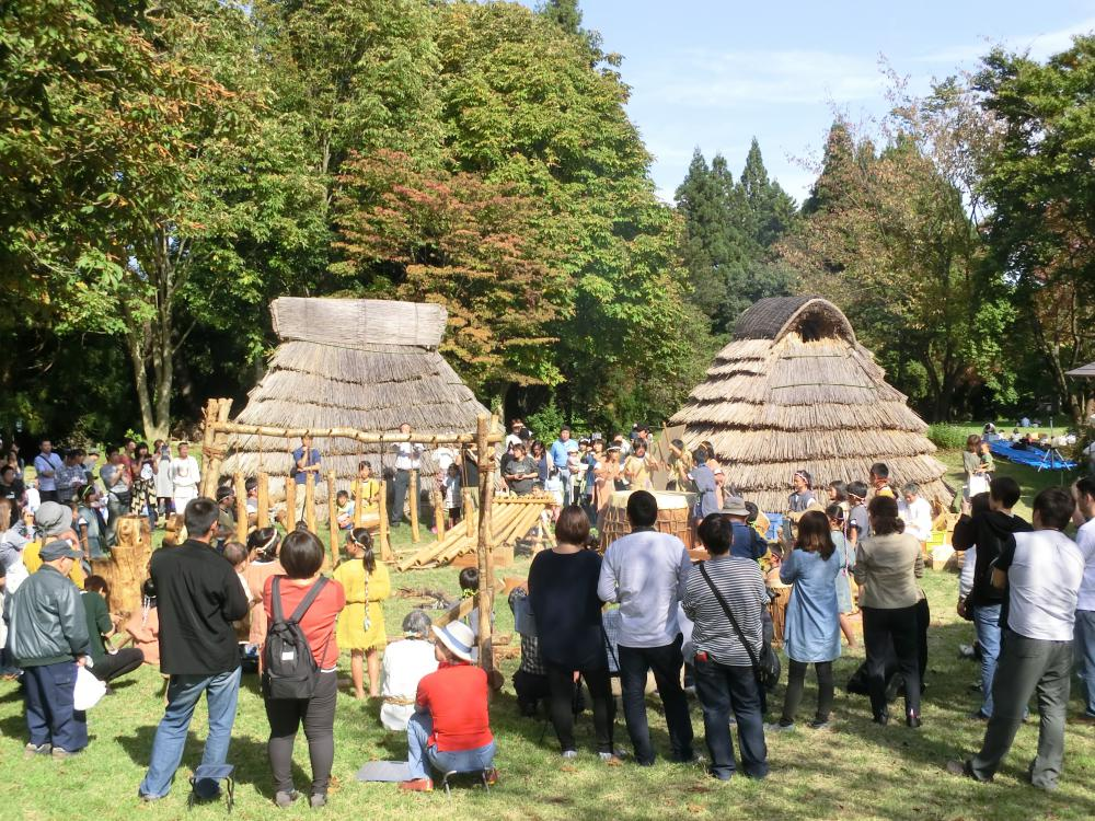 The 34th Jomon festival [notice]: Image