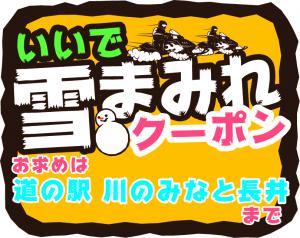 飯豊町で雪遊びとランチ!「いいで雪まみれクーポン」発売中!!:画像
