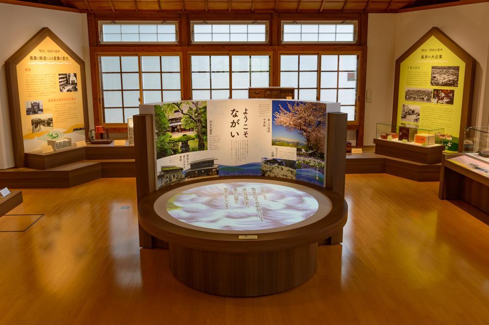 【旧長井小学校第一校舎】NEWコンテンツ!