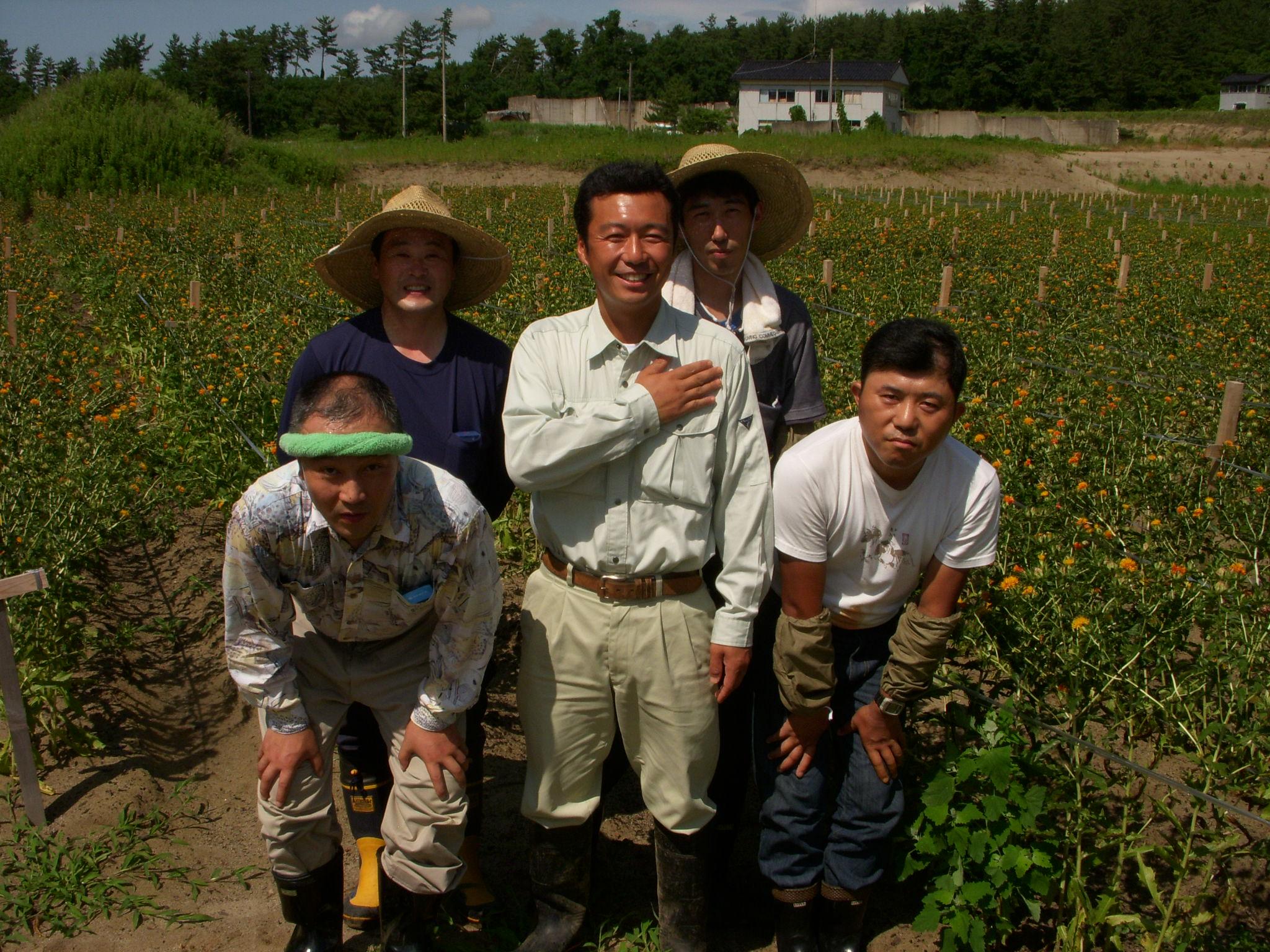 <2012出店者情報>㈱エルデック、農業生産法人㈱みどり農園