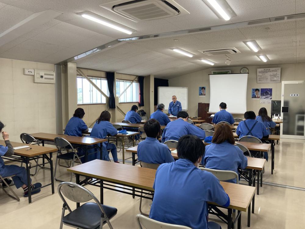 未熟練労働者に対する安全衛生教育
