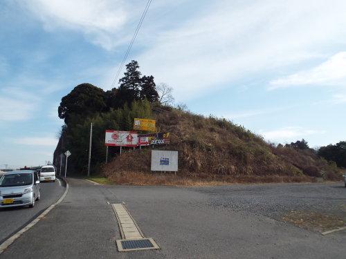 大森浅間山/