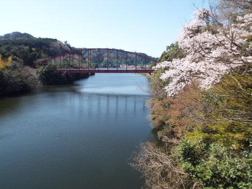 亀山湖・ダム/