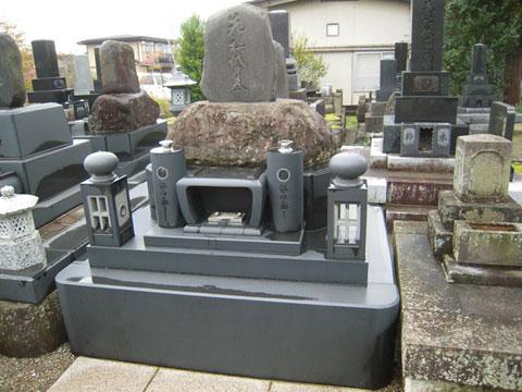 2010/02/20 12:22/先祖を活かして建てたお墓