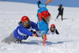 秋山スキー場 ホワイトアスロンワールドカップ開催!