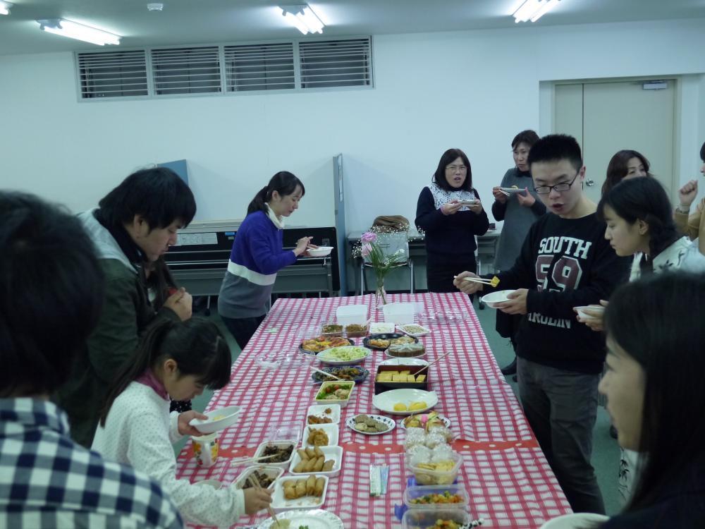 <p>「庆祝春节!」活动!</p>