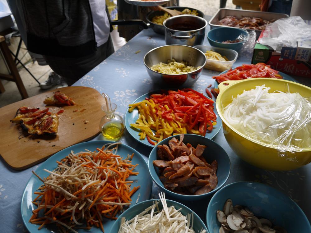 YIRA Picnic!みんなでPizzaを作って食べよう! 開催しました!