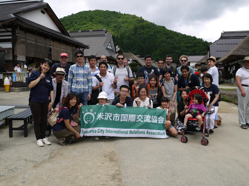 「YIRA わいわいバスツアー」開催しました!
