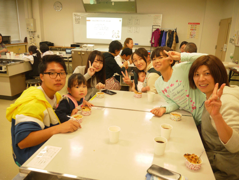 親子外国おやつ教室&子育て情報交換カフェ
