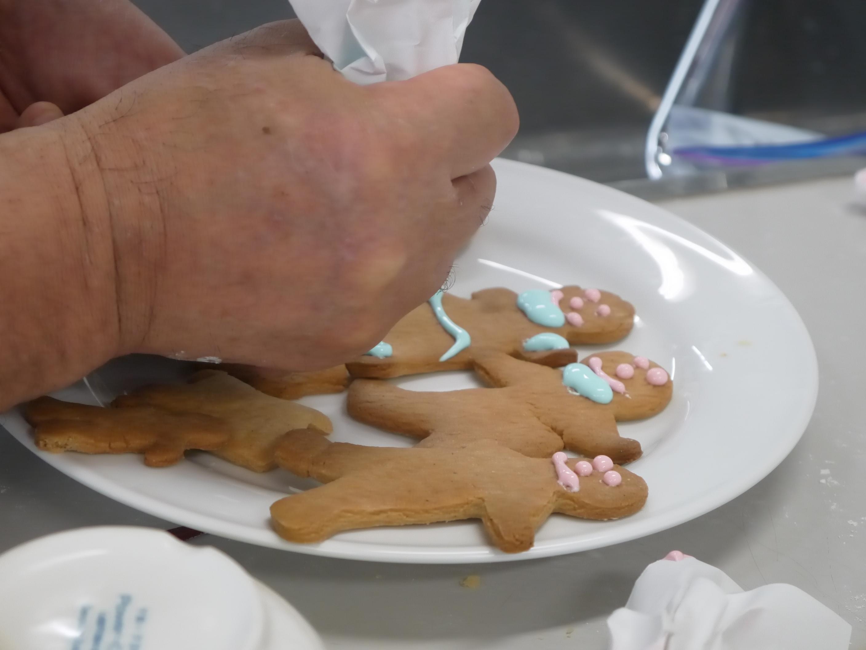 クリスマスクッキーを作ろう!