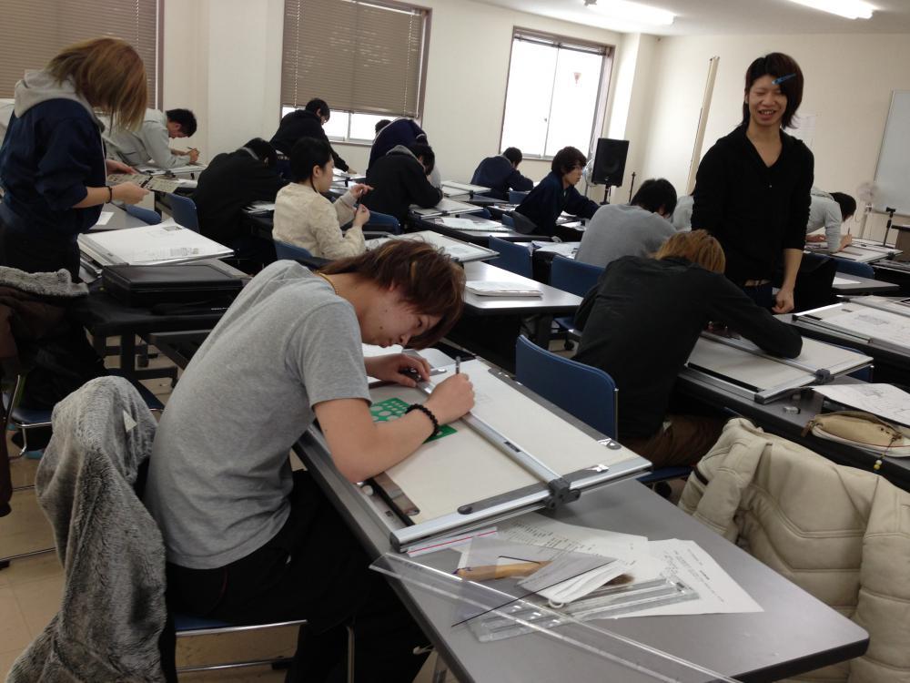 今日の授業風景:画像