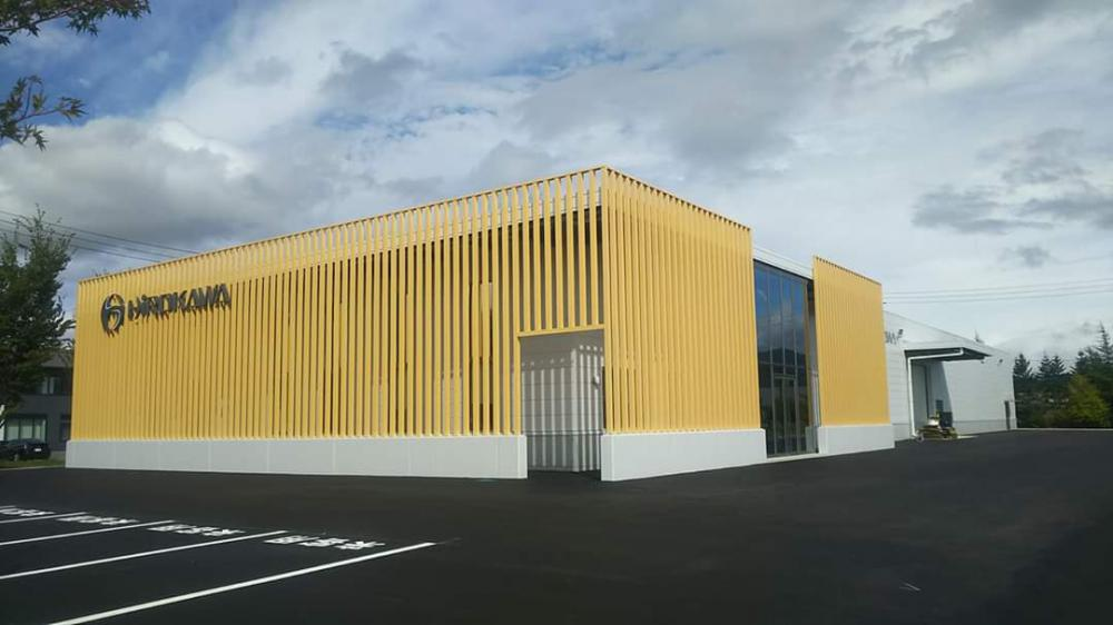 株式会社広川製作所の新工場が米沢オフィス・アルカディア内で操業を開始しました。:画像