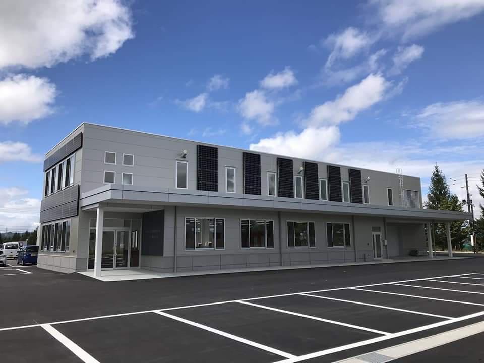 東北電化工業株式会社の新事業所が米沢オフィス・アルカディア内で操業を開始しました。:画像