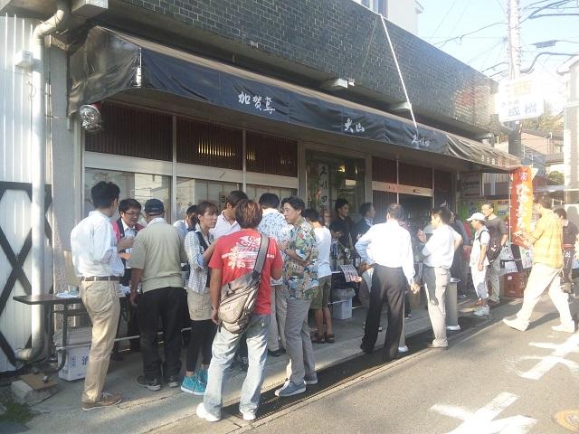 5月24、25日 千葉県市川市・成桝商店 試飲販売会:画像