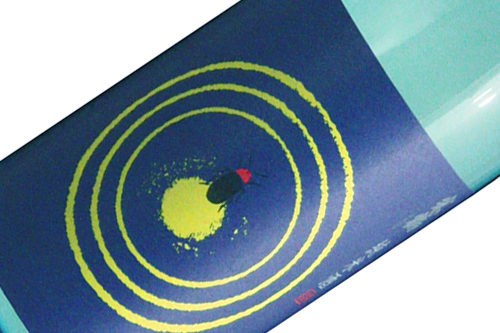 【新酒出荷開始!】米鶴 純米蛍ラベル -夏にオススメの純米酒-:画像