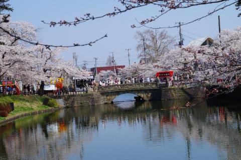 2013年松が岬公園(上杉神社)/