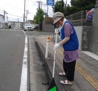 地域清掃 壱岐産業